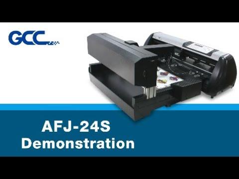 GCC---AFJ-24S Demonstration( short version)