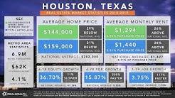 Houston Real Estate Market Trends & Statistics 2019