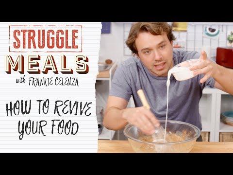 Bringing Food Back From The Dead  Struggle Meals