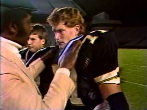 1989 North Augusta High School Highlights
