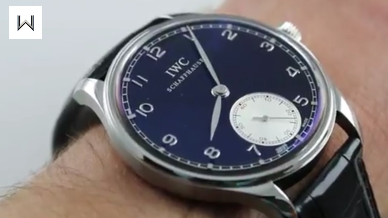 Compare all iwc models ✓ buy safely & securely. Iwc, short for the international watch company, is a leading swiss luxury watch manufacturer. Their pilot's.