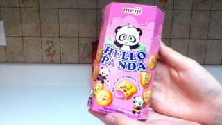 Meiji Hello Panda Biscuit   明治ハローパンダビスケット CottonCandyCorner