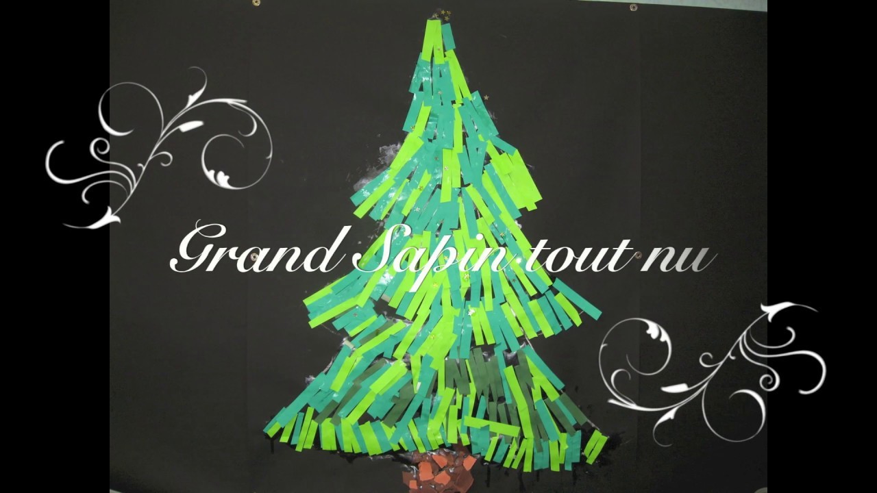 Turbo Grand Sapin tout nu - YouTube PB68