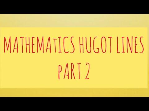 Mathematics Hugot Lines Part 2