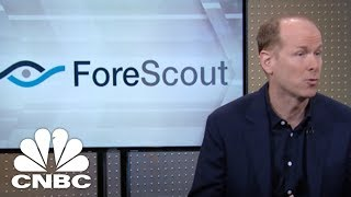 Forescout Technologies CEO: Critical Infrastructure | Mad Money | CNBC