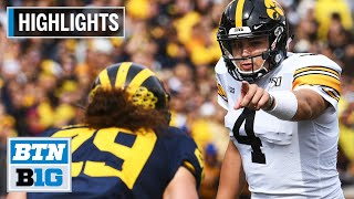 Highlights: Wolverines Win Defensive Battle | Iowa at Michigan | Oct. 5, 2019