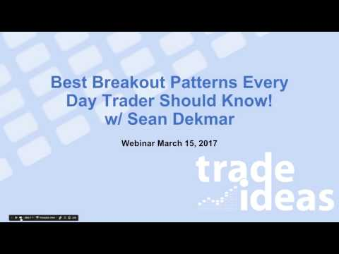 Best Breakout Patterns Every Day Trader Should Know! (Live Webinar)