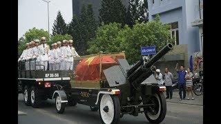 PLO - Toàn cảnh lễ tang nguyên Thủ tướng Phan Văn Khải