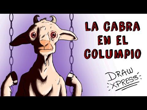 LA CABRA EN EL COLUMPIO | Draw My Life