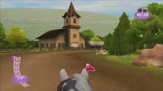 Pony Friends 2 , die ersten 10 Minuten , Wii , 1/2