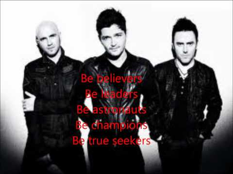 The Script - Hall of Fame (Lyric) ft. will.i.am HD