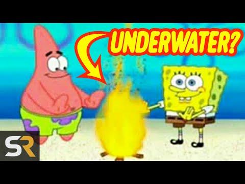 25 Times SpongeBob Logic Made No Sense