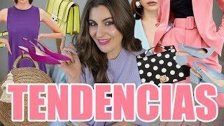 TENDENCIAS PRIMAVERA VERANO 2018   MODA   Angicupcakesblog