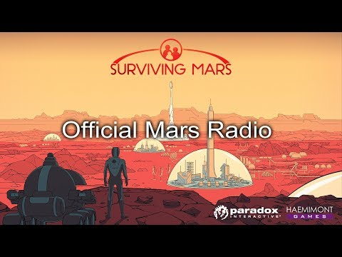 Surviving Mars - Official Mars Radio