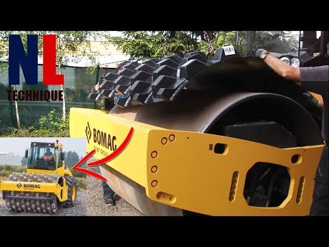 World Of Amazing Modern Technology Road Construction Machines With Skilful And Creative Workers