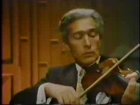 Arnold Steinhardt: First Violin, Guarneri String Quartet