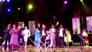 COP17 Reception Dance - Maite Nkoana-Mashabane