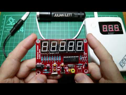 Fairly Easy - Frequency Counter - Electronic Kit Build (part 2)