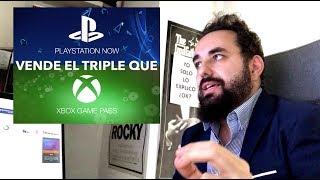 PlayStation NOW HA VENDIDO Más del TRIPLE QUE XBOX GAME PASS en lo que va de año 2018