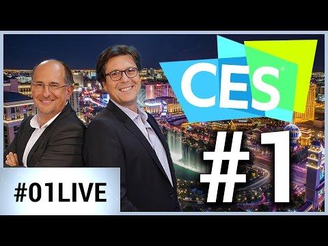 CES Las Vegas 01LIVE #1 : le Qled arrive sur les téléviseurs Samsung !