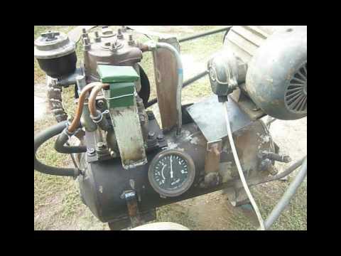 Зиловский компрессор кидает масло