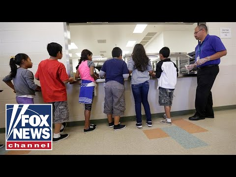 Migrant children separation crisis: By the numbers