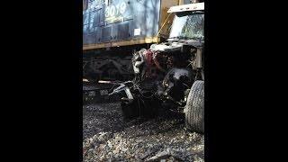 11/4/2013 Train vs. Dump Truck
