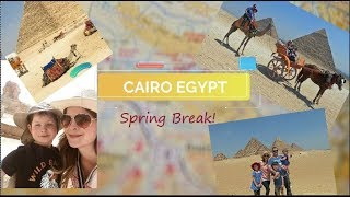 Egypt Trip Part 1