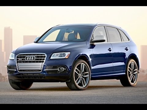 audi sq5 2016 car review youtube. Black Bedroom Furniture Sets. Home Design Ideas
