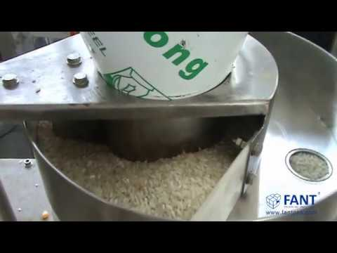 Rice Cereals Granules Packing Machine with Volumetric Cup Dosing System