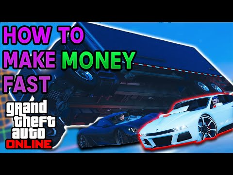 How To Make Money FAST This Week   GTA 5 Online Money Guide (April 8th - 14th)