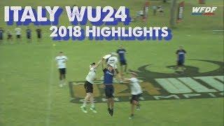 WU24 ITALIA Ultimate highlights 2018