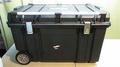 DEWALT DWST38000 63-gal. Tough Chest Mobile Storage Review
