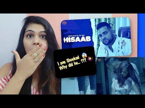 HISAAB Song Reaction | Karan Aujla | Smile With Garima
