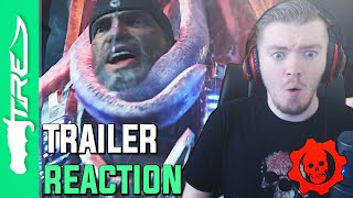 Gears of War 4 Gameplay Launch Trailer REACTION (Gears of War 4 Gameplay Trailer Official Reaction)