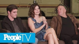 Breaking Bad's Betsy Brandt On The One Scene She's Never Watched | PeopleTV | Entertainment Weekly