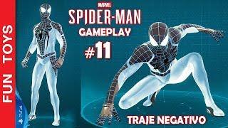 Marvel Spider-Man #11 🕷 Mostramos Traje NEGATIVO e os PODERES! E temos novos dispositivos IRADOS! thumbnail