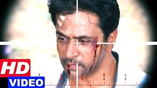 Jaihind 2 Tamil Movie - Arjun is shot