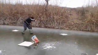 Биатлон на рыбалке прикол