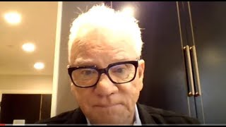Malcolm McDowell ('Mozart in the Jungle') chats how Thomas tries to 'reinvent himself' in Season 3