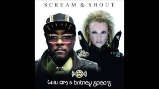 will.i.am & Britney Spears - Scream and Shout [CLEAN RADIO EDIT] new songs 2013