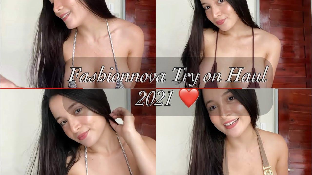 Download BIKINI HAUL PART 2   FASHIONNOVA 2021