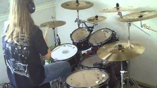 Fear Factory - Demanufacture (Drum Cover)