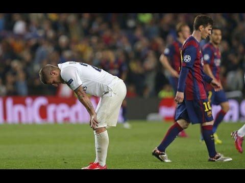 Tirage au sort des 8e de finale de la Ligue des Champions: le FC Barcelone pour le PSG, Manchester