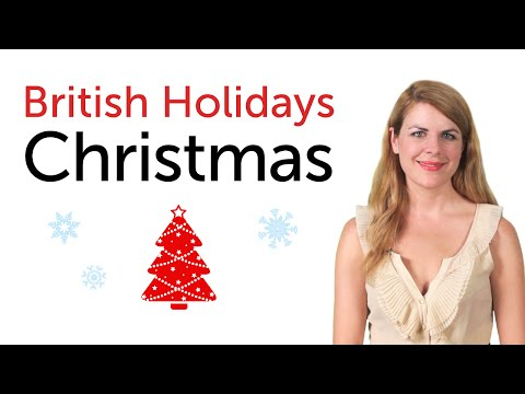British Holidays - Christmas