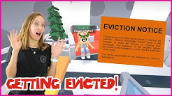 EVICTION NOTICE TO MOVE OUT!
