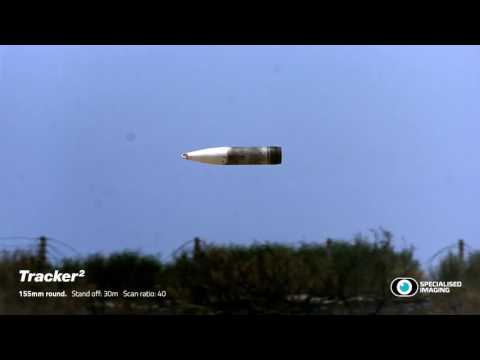 Specialised Imaging – Tracker2 – Projectile tracking system