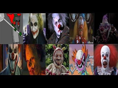 Defeats of villains 173 (clowns)