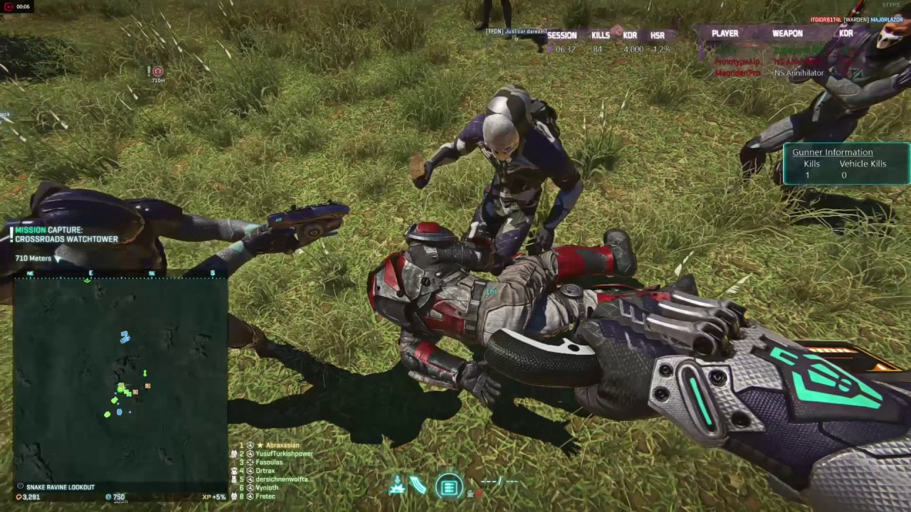 Planetside 2   Fail, Humorous, Berserk Moments