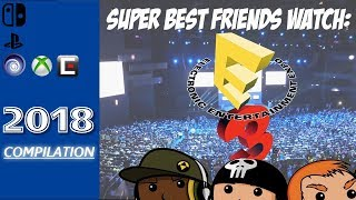 Super Best Friends Watch E3 2018 Compilation